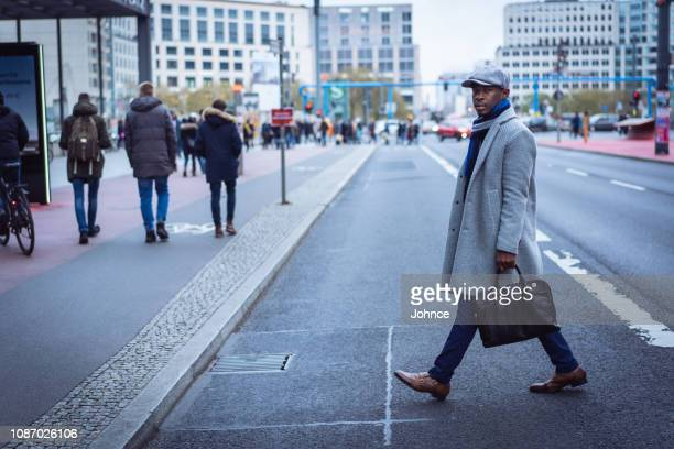 on the way to work - one man only stock pictures, royalty-free photos & images