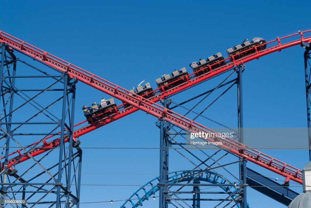 Blackpool : News Photo