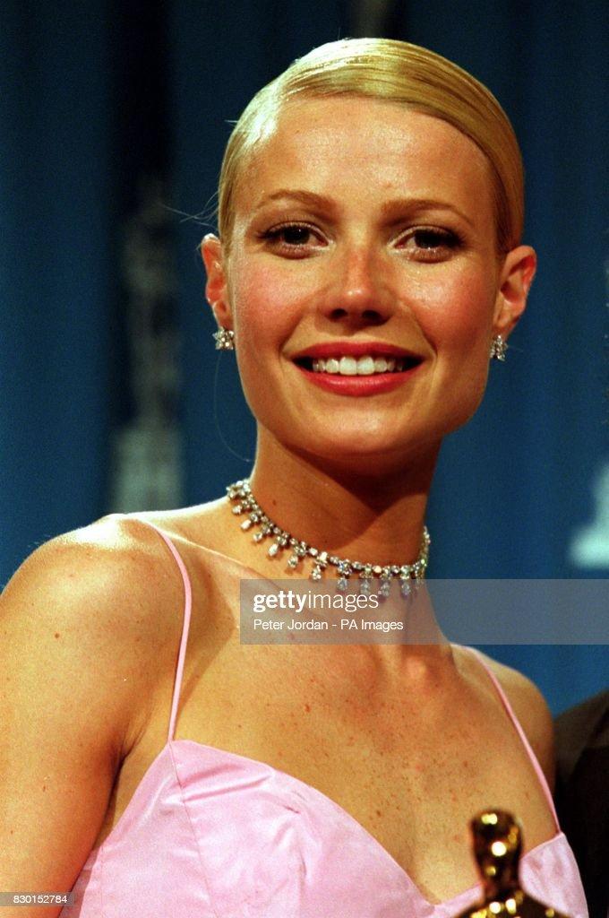 Oscars/Gwyneth Paltrow : News Photo