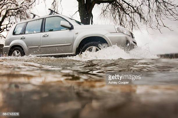 On Thursday 19th November 2009 over 31cm of rain fell in 24 hours on the Cumbrian mountains. The single largest rainfall total in the British Isles since records began. It caused unprecedented flooding, with Cockermouth being particularly badly hit after