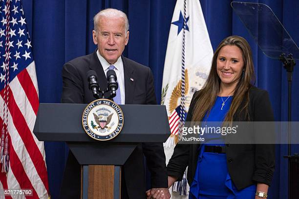 C On Thursday April 14 in the South Court Auditorium of the Eisenhower Executive Office Building Vice President Joe Biden honors quotChampion of...