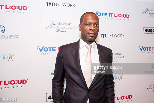 On Thursday May 26 at The National Press Club Ballroom Pras Michel Vote it Loud Chair and Grammy AwardWinner Artist amp International filmmaker...