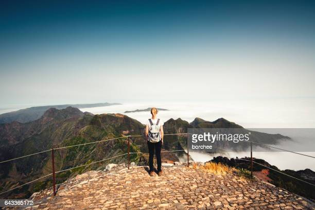 On Top Of Madeira Island