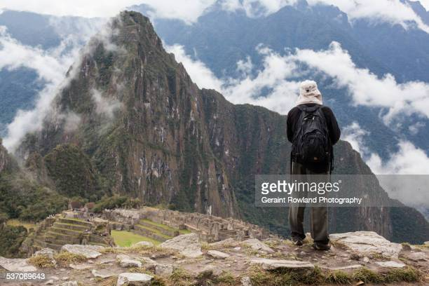 On Top of the World, Machu Picchu