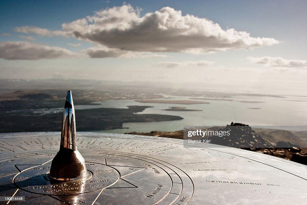 On Top of  world : ストックフォト