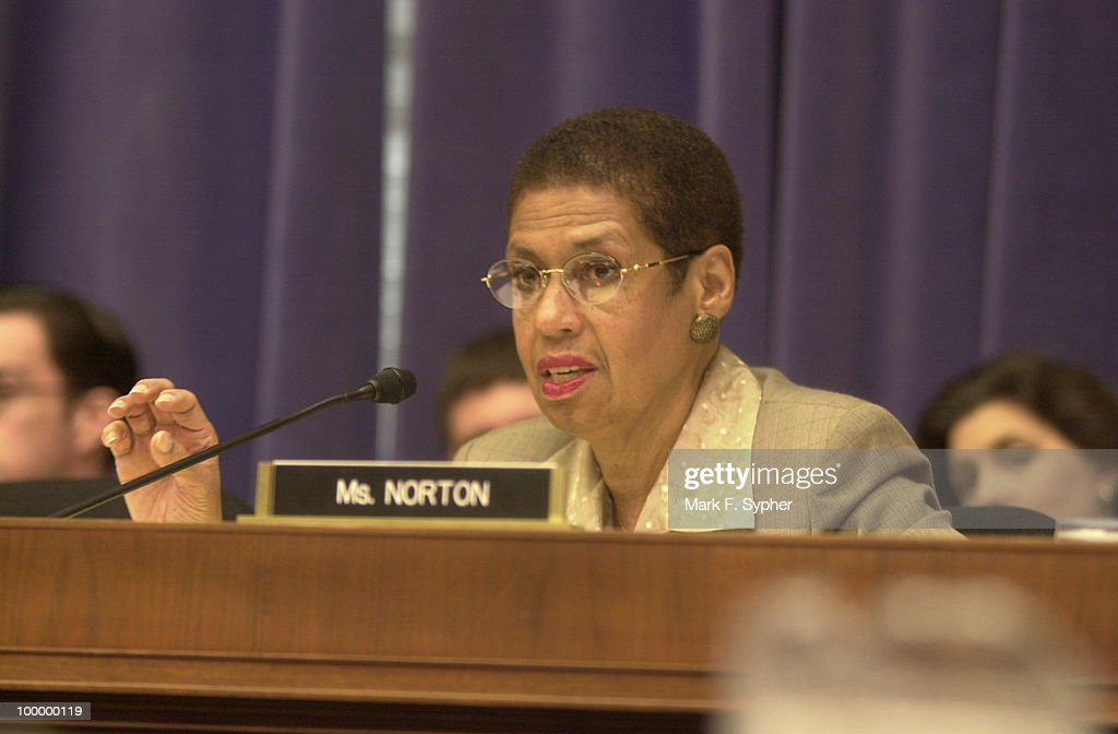 On Tuesday, Delegate Elanor Holmes Norton (D-DC) declaired that red light cameras have reduced pedestrian fatalities in the past two years. Norton also proclaimed that 'D.C. needs its police out in the neighborhoods fighting crime, not sitting the corner waiting for somebody to break the law.'