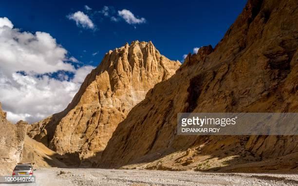 On way to Pang, Manali-Leh Highway