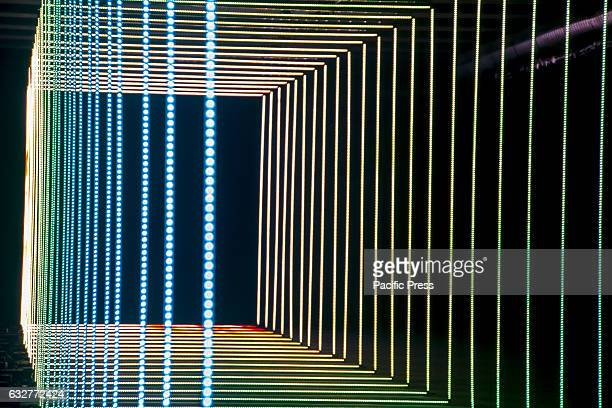 On Your Wavelengths is an interactive light sculpture and music installation part of Winter Lights festival at Canary Wharf made by Marcus Lyall It...