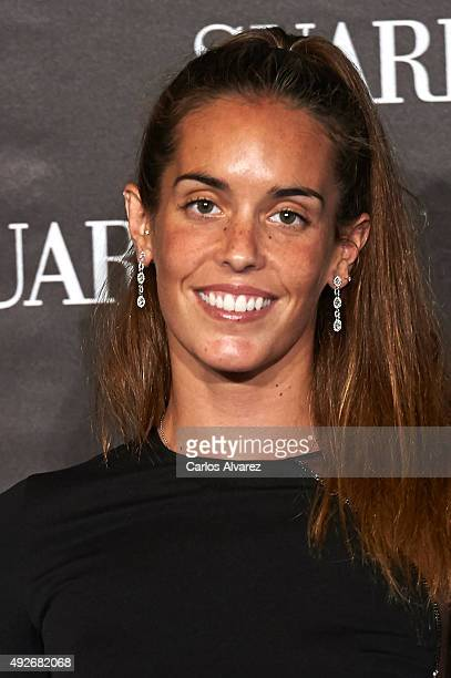 Ona Carbonell attends the new Suarez Jewelry Boutique on October 14 2015 in Madrid Spain