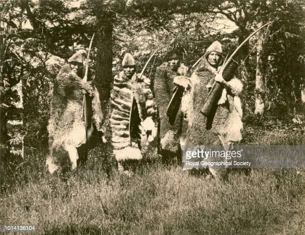 Ona hunters Argentina 1926