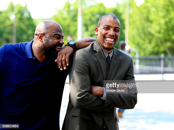 Onaje Woodbine a former Yale University basketball player and current philosophy and religious studies teacher at Phillips Academy in Boston right...