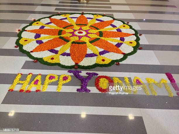 Onam at Yahoo