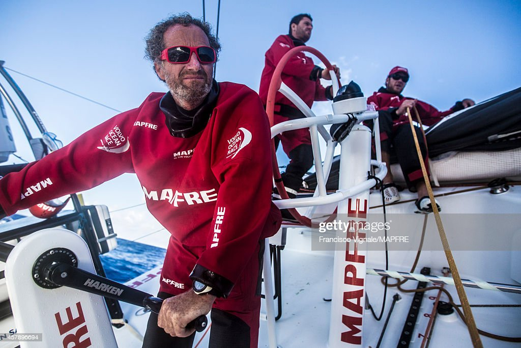 Volvo Ocean Race 2014-2015 - Leg 1