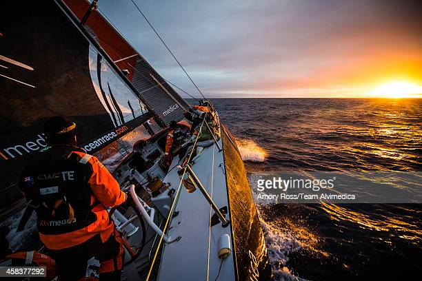 Onboard Team Alvimedica Day 24 With just 650 miles to Cape Town the sailing slows considerably as a highpressure system moves in from the west The...