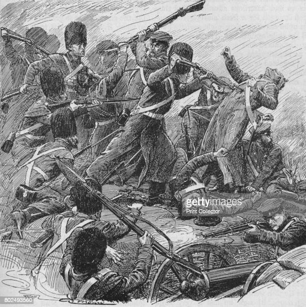 Once More The Guards Returned, And With Irresistible Energy Drove Them Out, 1902. The Battle of Inkerman, , part of the Crimean War . From Battles of...