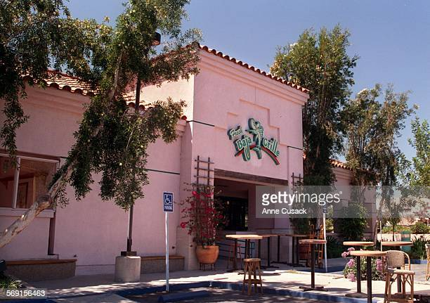 Once this building on West Hillcrest Drive in TO housed the Red Onion then Avenues Stargate and the Baja Grille jIt will soon become Chuck E Cheese