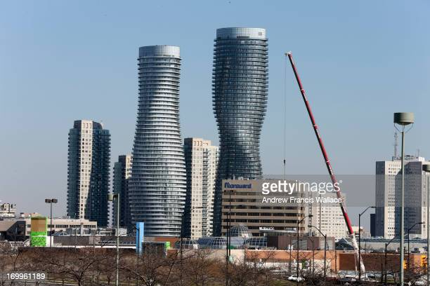 Once thought of as the suburb just west of Toronto, Mississauga is shedding that image by creating its own urban identity. The city centre was open...