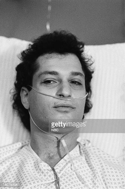 ST ELSEWHERE Once Upon a Mattress Episode 10 Pictured Howie Mandel as Dr Wayne Fiscus Photo by NBCU Photo Bank