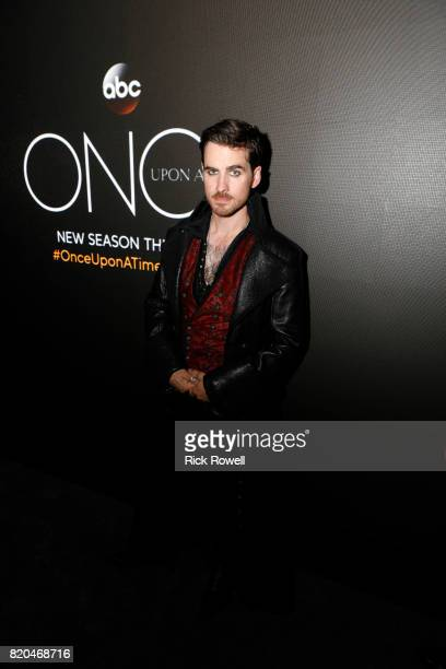 TIME 'Once Upon a Time' at San Diego Comic Con 2017 COLIN O