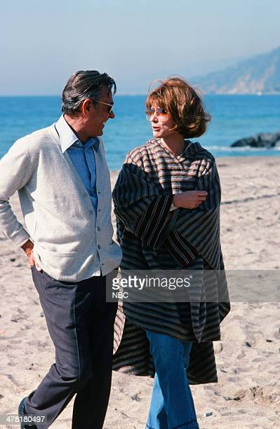 "Once Upon a Time... Is Now the Story of Princess Grace"" -- Pictured: Actor William Holden, host Lee Grant --"