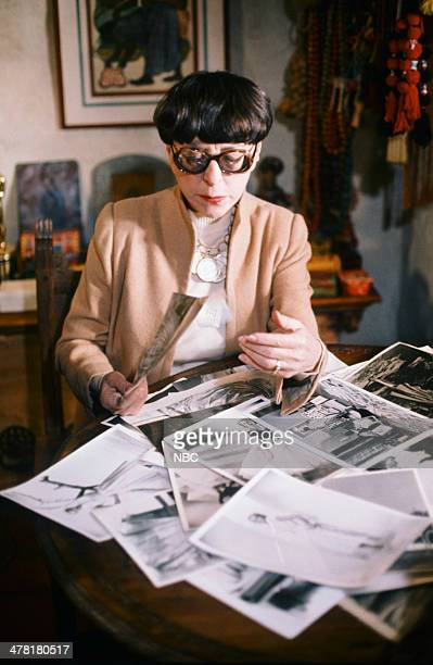 EVENT 'Once Upon a Time Is Now the Story of Princess Grace' Pictured Costume Designer Edith Head