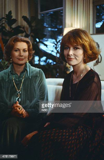 "Once Upon a Time... Is Now the Story of Princess Grace"" -- Pictured: Princess Grace Kelly of Monaco, host Lee Grant --"