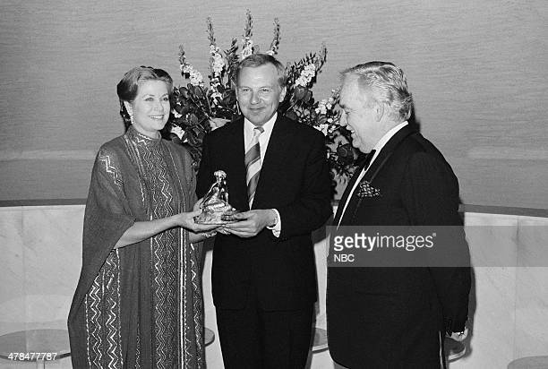 EVENT Once Upon a Time Is Now the Story of Princess Grace Pictured Princess Grace Kelly of Monaco unknown Prince Rainier III of Monaco