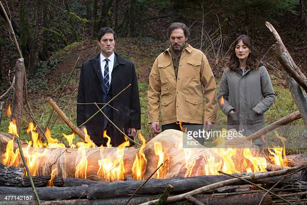 GRIMM Once We Were Gods Episode 315 Pictured Spencer Conway as Alexander Silas Weir Mitchell as Monroe Bree Turner as Rosalee Calvert