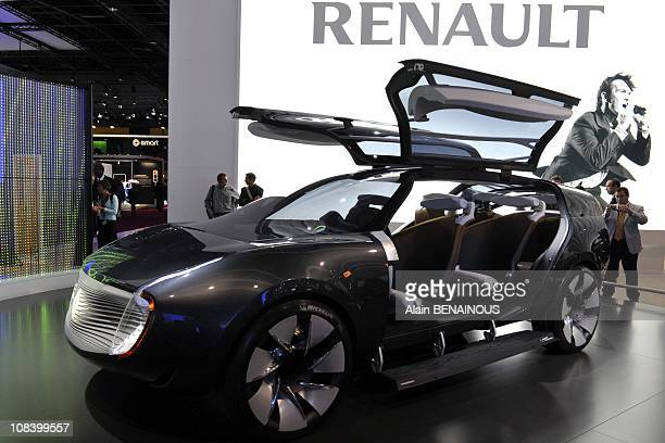 Renault Ondelios Concept Stock Photos And Pictures Getty Images