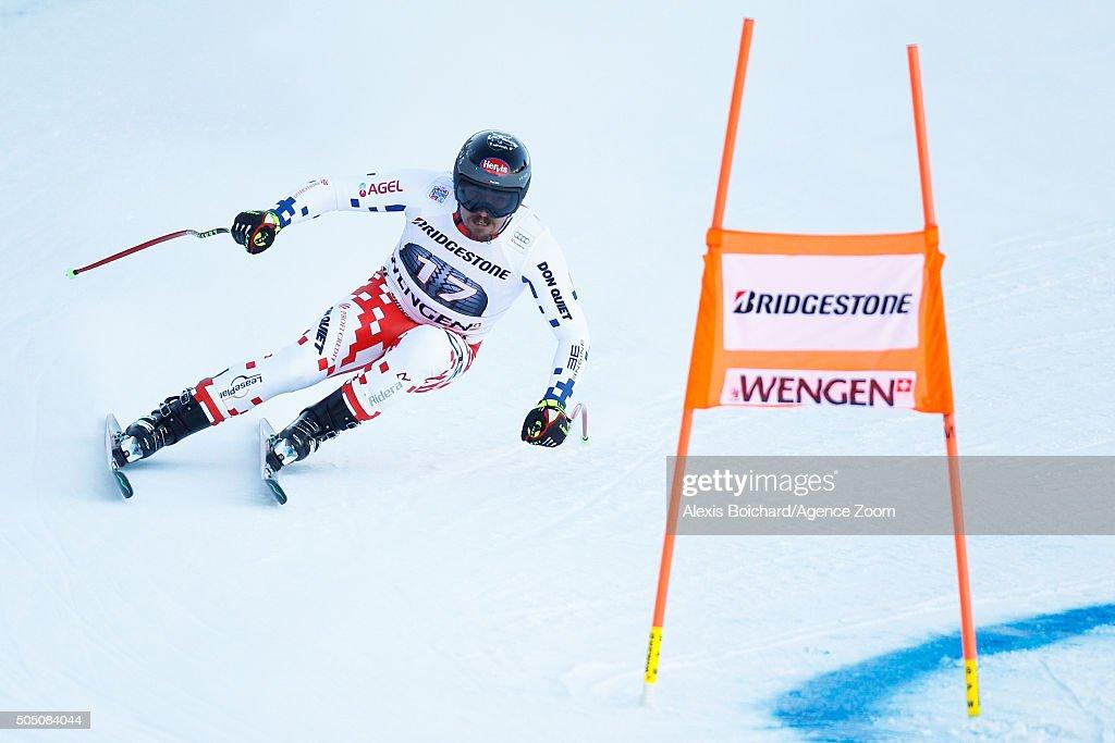 Audi FIS Alpine Ski World Cup - Men's Combined