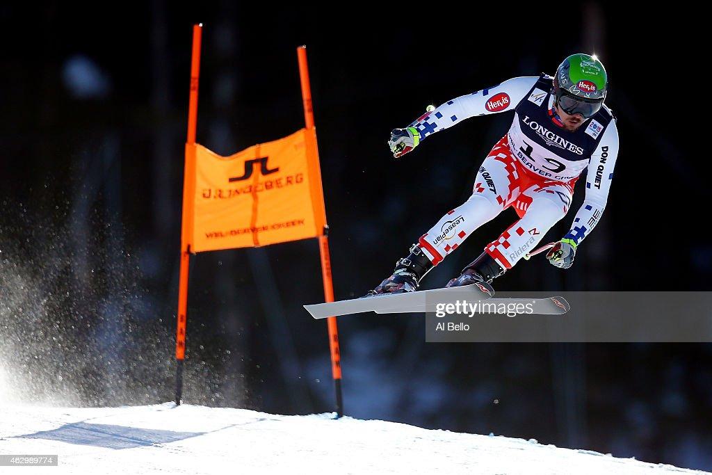 2015 FIS Alpine World Ski Championships - Day 7