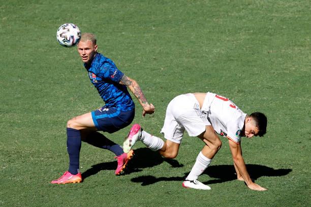 ESP: Slovakia v Spain - UEFA Euro 2020: Group E