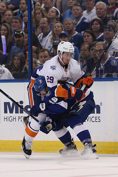New York Islanders v Tampa Bay Lightning- Game Two