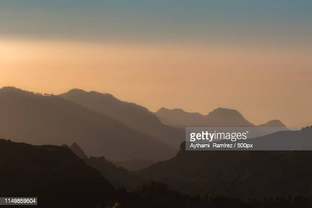 one after one - tejeda canary islands stock pictures, royalty-free photos & images