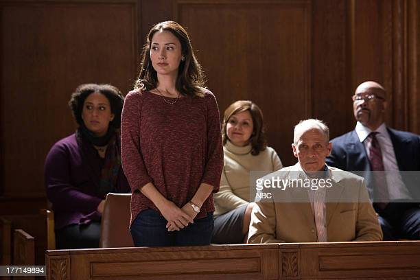 GRIMM One Angry Fuchsbau Episode 217 Pictured Bree Turner as Rosalee Calvert