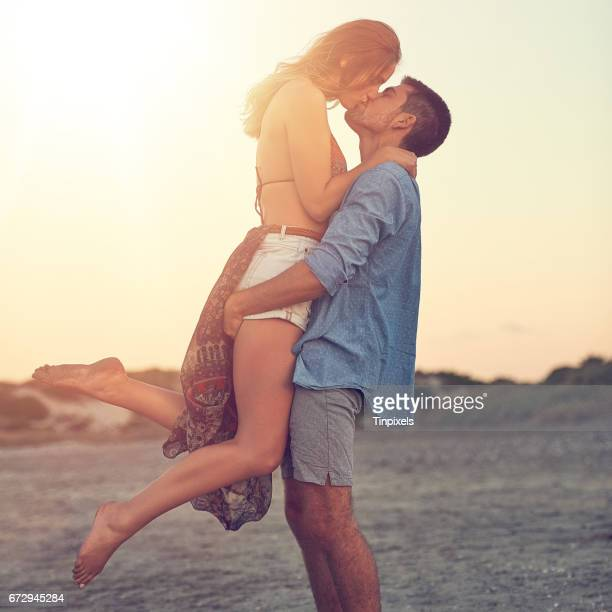One awesome kiss deserves another
