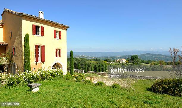 One bastide in Luberon - France