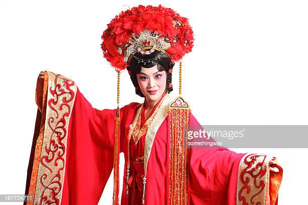 one Beijing opera actor