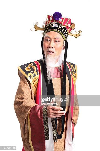 one Beijing opera actor