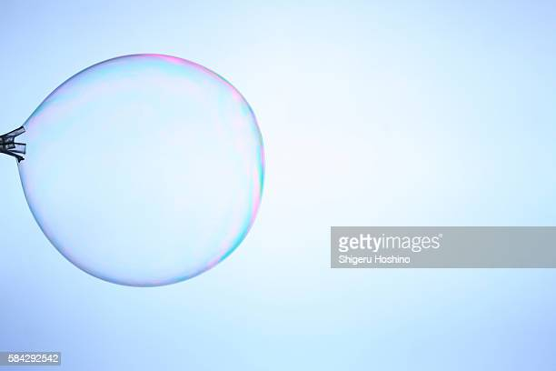 One big bubble