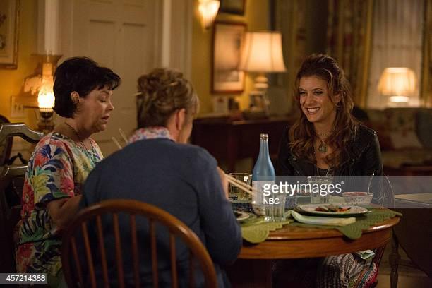 "One Brave Waitress"" Episode 104 -- Pictured: Nancy Lenehan as Dotty, Kate Walsh as Rebecca --"