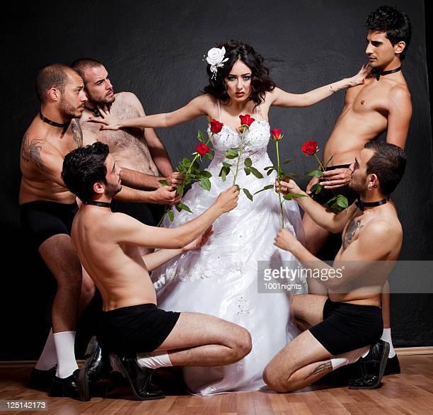 Секс подарок невесте
