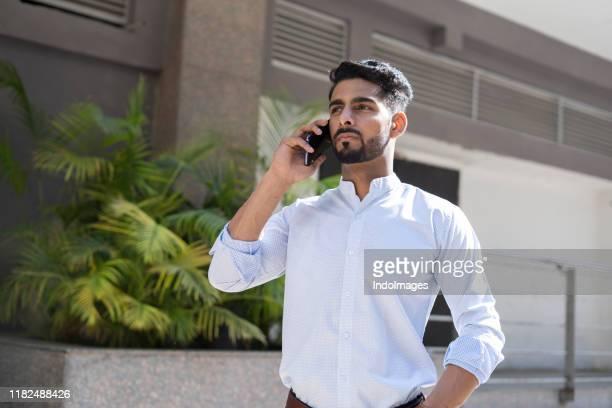 one businessman - etnia indo asiatica foto e immagini stock