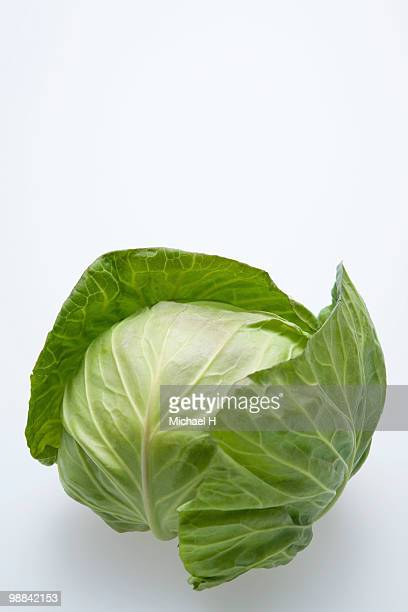 one cabbage - newhealth stock photos and pictures