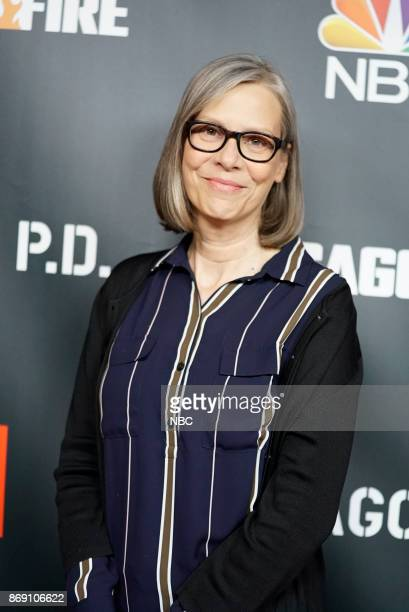 EVENTS 'One Chicago Day' Pictured Amy Morton 'Chicago PD' at the 'One Chicago Day' event at Lagunitas Brewing Company in Chicago IL on October 30 2017