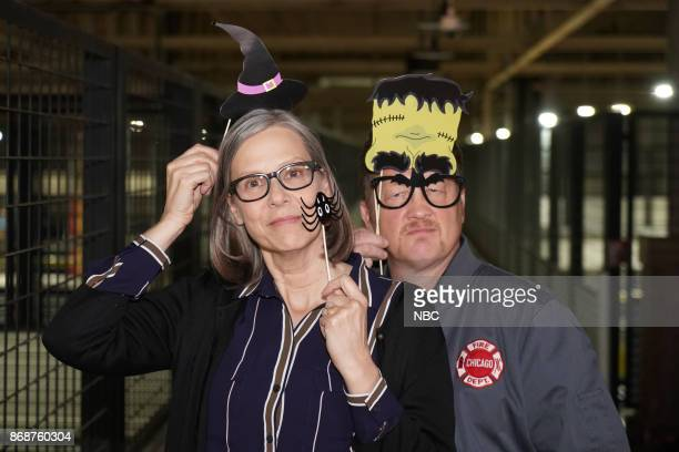 EVENTS 'One Chicago Day' Pictured Amy Morton 'Chicago PD' Christian Stolte 'Chicago Fire' at the 'One Chicago Day' event at Lagunitas Brewing Company...