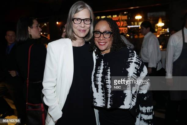 EVENTS 'One Chicago Day' Pictured Amy Morton 'Chicago PD' S Epatha Merkerson 'Chicago Med' at the 'One Chicago Day' Party at Prime Provisions in...