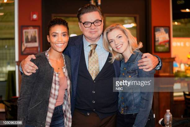 EVENTS 'One Chicago Day' Pictured Annie Ilonzeh 'Chicago Fire' Oliver Platt 'Chicago Med' Kara Killmer 'Chicago Fire' at 'One Chicago Day' at...