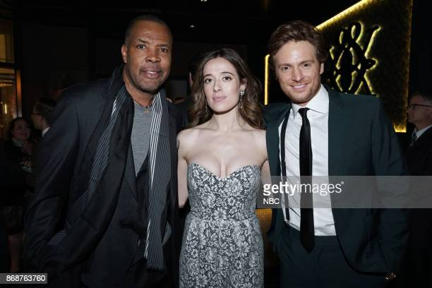 EVENTS 'One Chicago Day' Pictured Eriq La Salle Executive Producer Marina Squerciati 'Chicago PD' Nick Gehlfuss 'Chicago Med' at the 'One Chicago...