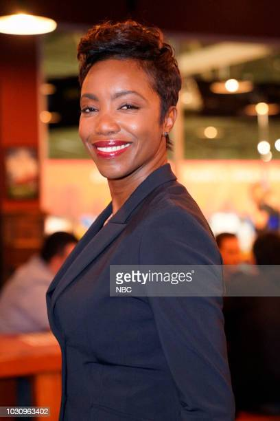 EVENTS 'One Chicago Day' Pictured Heather Headley 'Chicago Med' at 'One Chicago Day' at Lagunitas Brewing Company in Chicago IL on September 10 2018